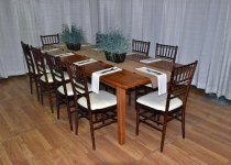 Fruitwood Chivari Chairs