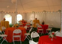 Wedding White Comfort Back Chairs