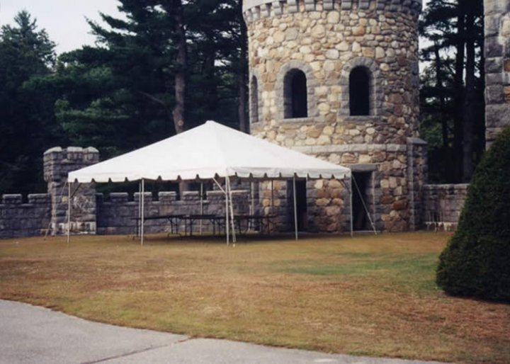 20-x-20 Frame Tent & View Frame Tent Applications | Frame Tent Rentals NH MA ME