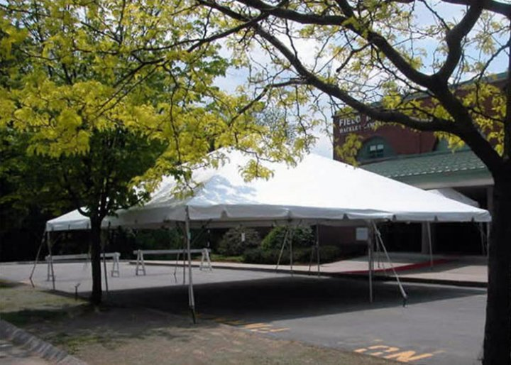 30 x 30 Frame Tent & View Frame Tent Applications | Frame Tent Rentals NH MA ME