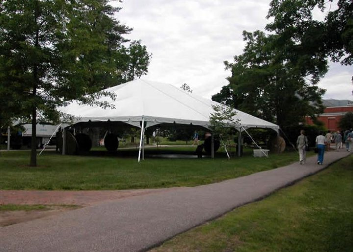 40 x 50 Frame Tent & Frame Tents