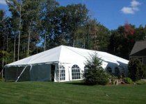 40 x 80 Frame Tent