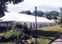 40 x 140 Party Tent