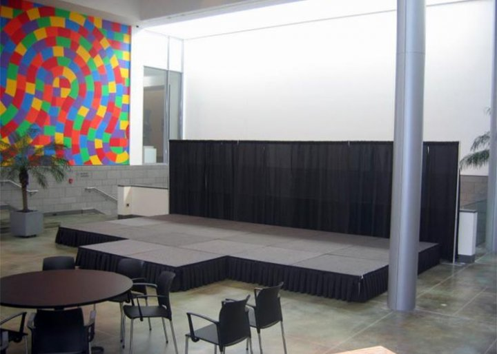View Different Stage Configurations Stage Rentals For Events