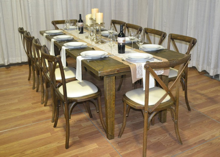 Antique Harvest Tables
