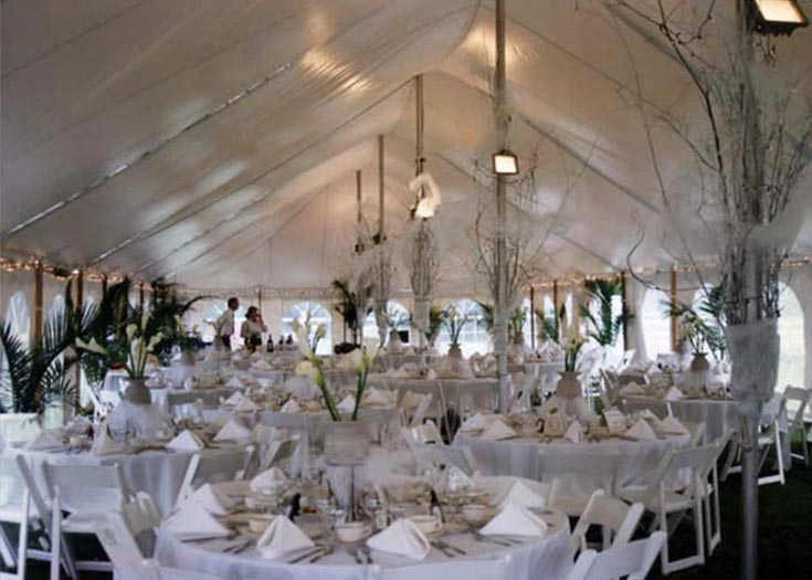Quartz Halogen Lighting & Tent Lighting Rental | Make Your Tent Glow | NH MA ME azcodes.com