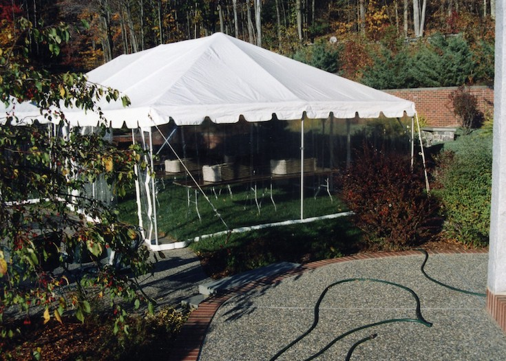 Rent Sidewalls For Your Tent | Be Prepared For Mother Nature