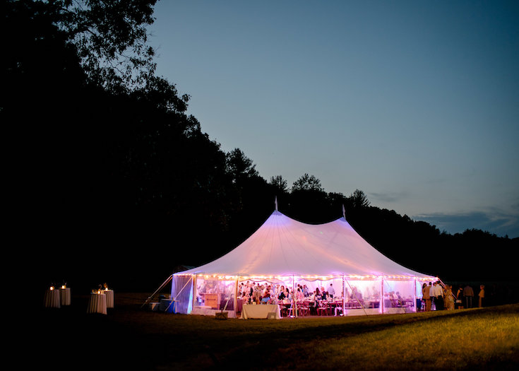 Tidewater Sailcloth Tent Rental Nh Ma Me Wedding